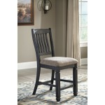 Tyler Creek Upholstered Barstool