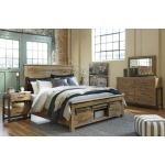 Sommerford King Storage Bed