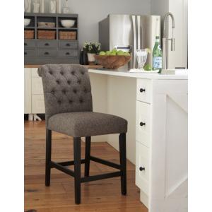 Tripton Upholstered Bar Stool