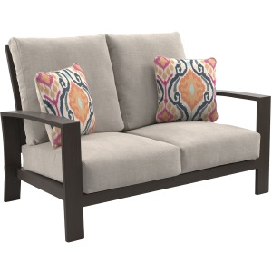 Loveseat with Cushion
