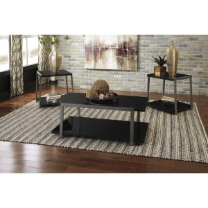 Rollynx Occasional Table Set (3/CN)