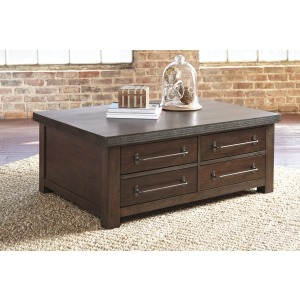 Starmore Cocktail Table with Storage