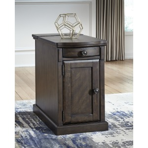 Laflorn Chairside End Table