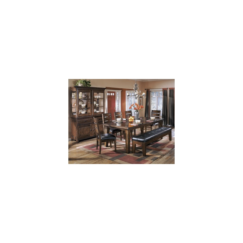 Larchmont Dining Set With Bench