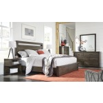 Modern Loft Collection Bedroom Set