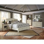 Cottonwood King Sleigh Bed