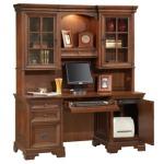 Richmond Credenza Desk and Hutch