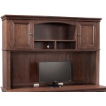 "Oxford Whiskey Brown 66"" Hutch"