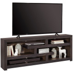 "Ghost Black 72"" Open Display/Console"