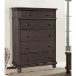 Peppercorn 5 Drawer Chest