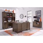 Terrace Point Tawny Executive Desk