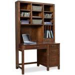 "50"" Pedestal Desk & Hutch"
