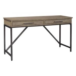 Trellis Sofa Table - Desert Brown