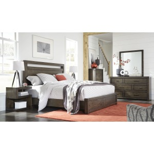 Modern Loft Collection Bedroom Set