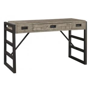 Grayson Liv360 Sofa/Writing Table - Cinder Grey