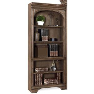 Arcadia Truffle Open Bookcase