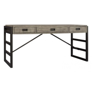 Grayson Writing Desk - Cinder Grey