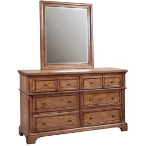 Alder Creek Dresser & Mirror