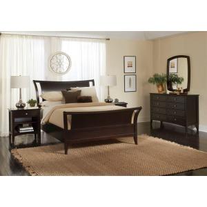 Kensington King Sleigh Bed