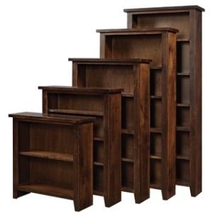 Alder Grove Bookcases