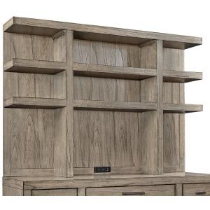Modern Loft Greystone Hutch