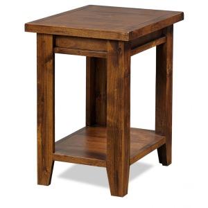 Alder Grove Chairside Table - Brindle