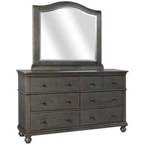 Oxford Arched Mirror