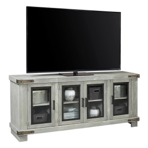 "Sawyer 78"" Console - Lighthouse Grey"