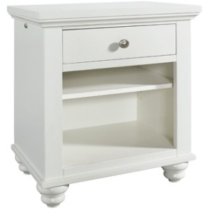 Cambridge One Drawer Nightstand