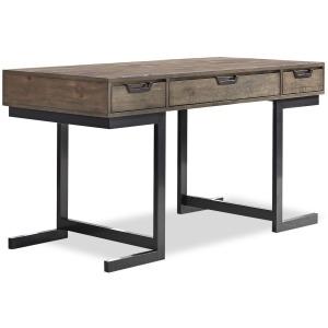 """Harper Point 60"""" Writing Desk"""