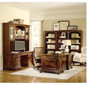 Hawthorne 66-in Junior Executive Desk