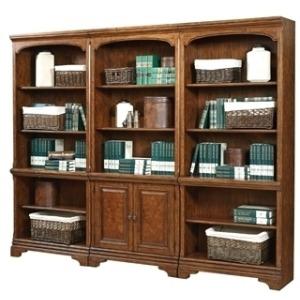 Hawthorne Bookcase Wall