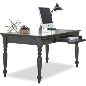 "Oxford Peppercorn 72"" Writing Desk"