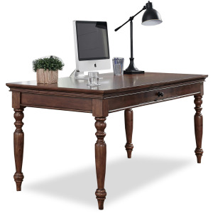 "Whiskey Brown 72"" Writing Desk"