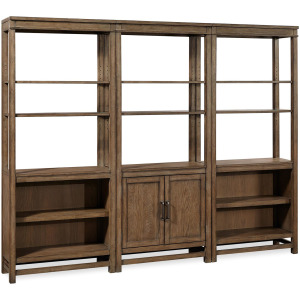 Terrace Point Bookcases