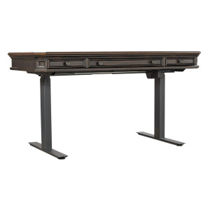"60"" Lift Desk Top and Base"