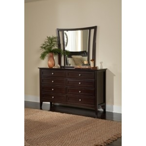 Kensington Double Dresser Mirror