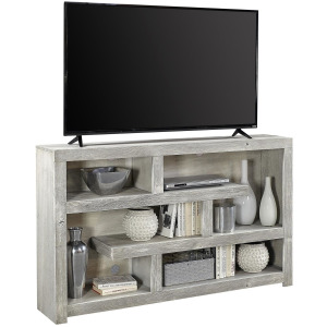 "Limestone 60"" Open Display/Console"