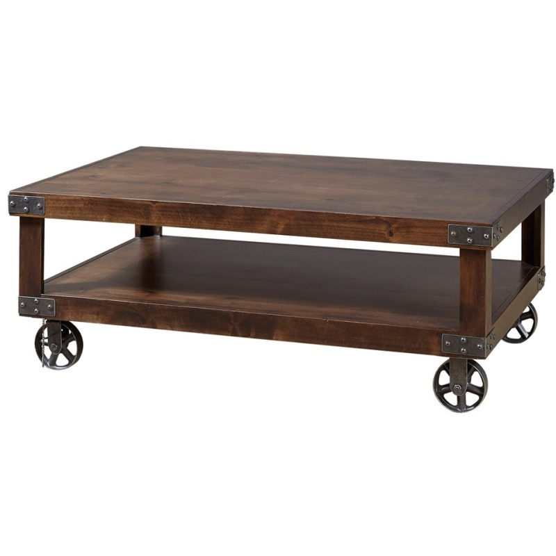 Aspen Home Coffee Table.Cocktail Table
