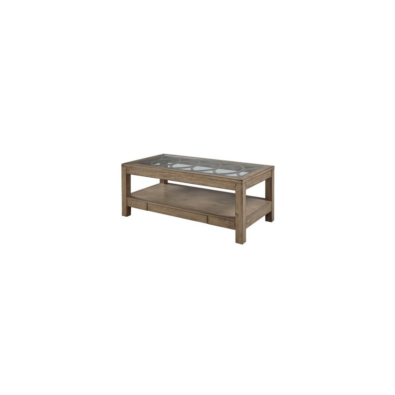 Aspen Home Coffee Table.Rectangular Cocktail Table By Aspen Home I56 9105gl Michael Alan