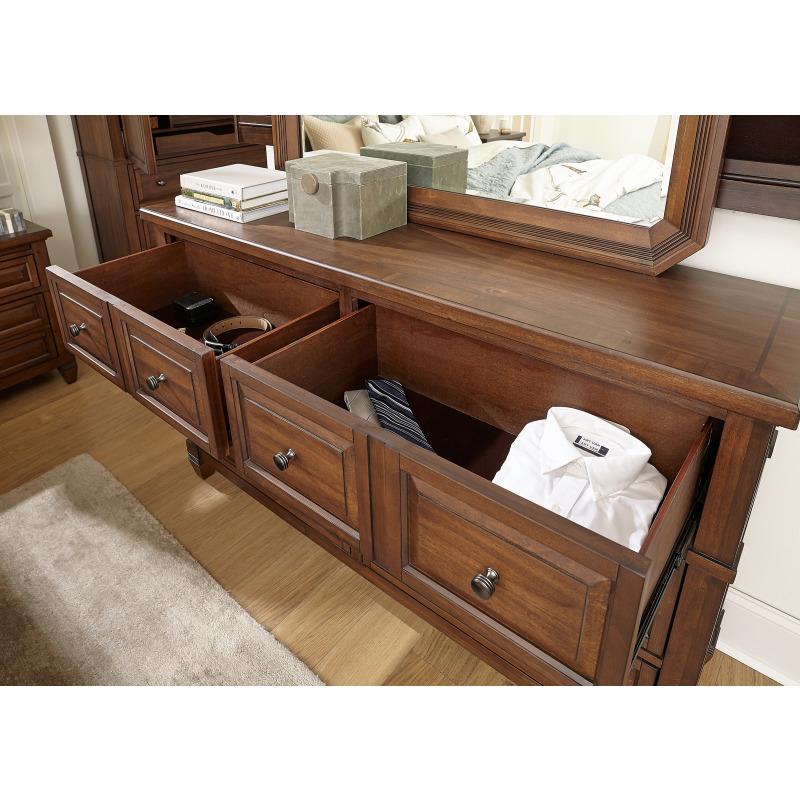 Thornton Sienna Dresser
