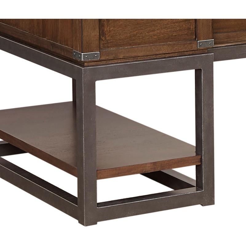 """61"""" Pedestal Desk"""
