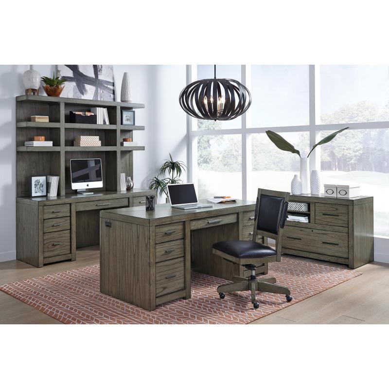 Greystone Executive Desk