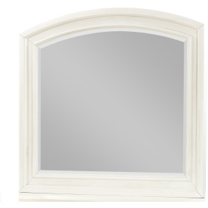Soriah Mirror - White