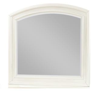 Soriah Mirror - White