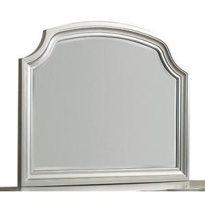 Regency Park Mirror - Silver