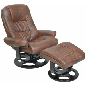Jacque Recliner with Ottoman