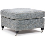 Stacey Chaise Ottoman Bumper