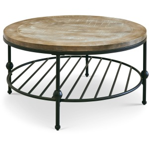Emery II Round Cocktail Table