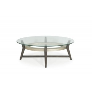 Elston Oval Cocktail Table